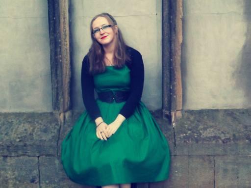 Picture by Kirsten Richardson Model: Lauren Cullen