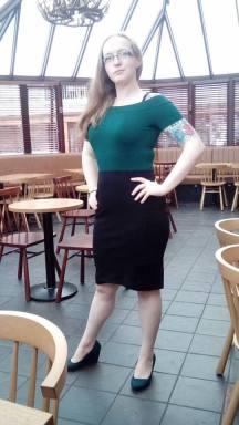 Model: Lauren Cullen Photographer: Undisclosed